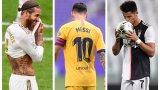 """С трима от Барса и Реал: Идеалният отбор на """"старчетата"""""""