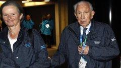 Почетният президент на МОК Хуан Антонио Самаранч е в тежко състояние в болница в Барселона