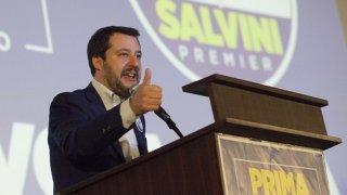 Критиките към Салвини само засилват неговата популярност