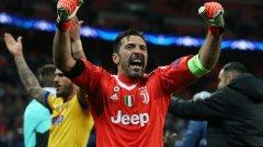 През изминалия уикенд Джиджи изигра последния си двубой за Ювентус след 17 години в торинския гранд.