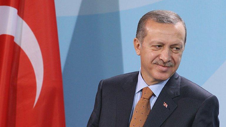 В края на 2013-а Анкара получи добри новини от Брюксел