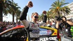 Световният шампион за 2003 Петер Солберг (на снимката) и Яри-Мати Латвала ще са последните заводски пилоти на Ford във WRC