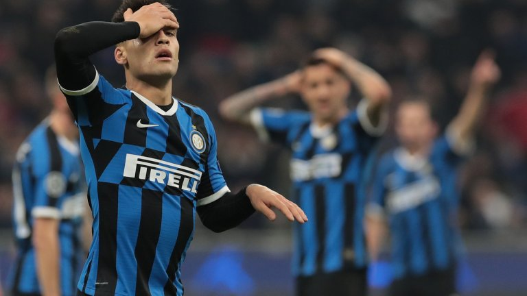 Антоннио Конте трябва да използва отпадането от Шампионската лига като мотивация за мачовете до края на сезона