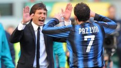 Джампаоло Пацини получи поздравления от Леонардо след гола, който отбеляза на Лече. Двубоят обаче се разследва от италианската полиция и прокуратура заради уговорка