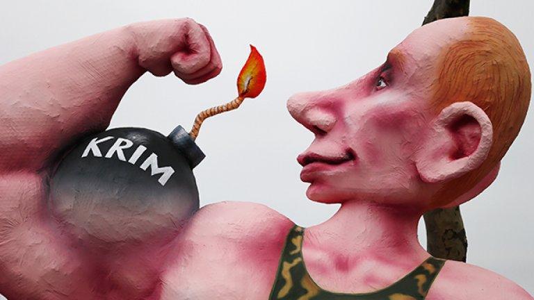 Бащицата на Русия се оказа много добър стратег