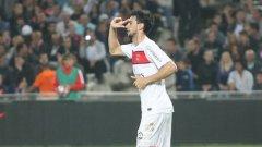 Аржентинецът отново донесе победа на ПСЖ - този път в дербито с Олимпик (Лион)