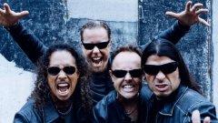 Metallica: Здравей, София! Готови ли сте?...