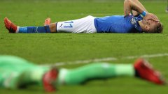 """Италия потъна в сълзи, но не само """"адзурите"""" плачат. Ето как изглежда нашата идеална 11-орка от звездите, които ще пропуснат Мондиал 2018..."""