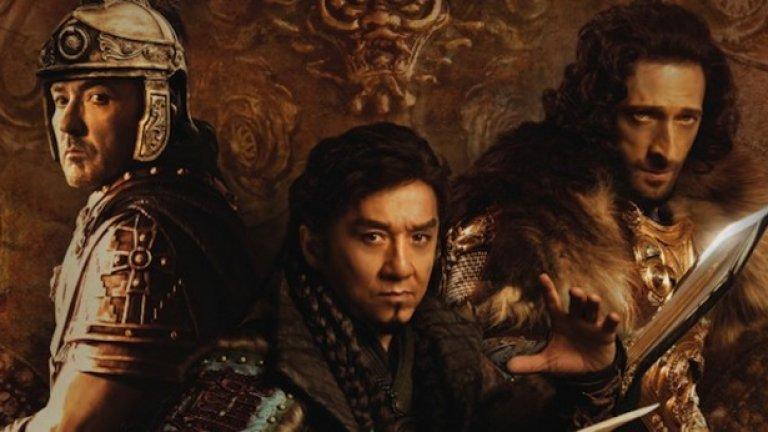 Участието на холивудски звезди помогна на филма да триумфира по китайските екрани
