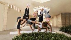 Вече може да тренирате навсякъде с йога програмите на приложението Nike+ Training Club app