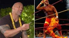 """Скалата е преживял безброй уникални моменти в кариерата си - 8 пъти е ставал шампион на WWE, 5 пъти отборен шампион и е бил част от множество славни мачове на ринга. Има и главни роли във филми като """"Бързи и яростни"""", """"Кралят на скорпионите"""", """"Херкулес"""" и много други."""
