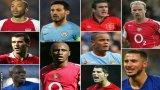 Незабравими легенди + все още действащи футболисти