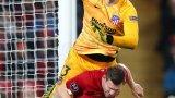 """Той е най-добрият вратар в света"", похвали Диего Симеоне словенския страж"