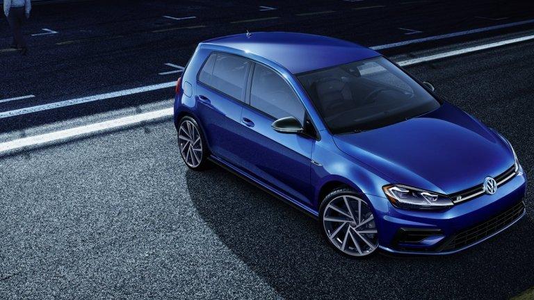 """За първи път от Volkswagen представят и новия си режим """"Drift"""""""