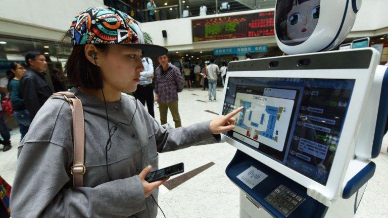 Чуждестранни компании и правителствени служби адаптират китайските технологии по такъв начин, че да могат да следят криминогенната обстановка, но и да наблюдават тенденциите при елементарни всекидневни задачи