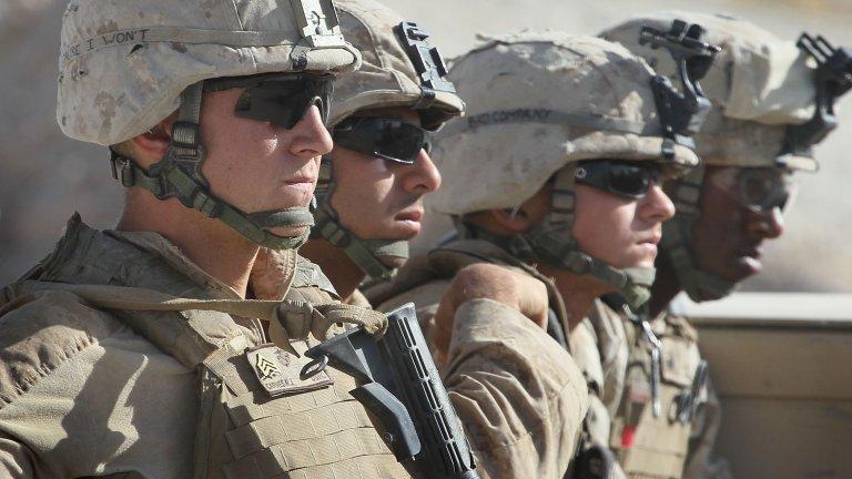По план американските войници трябваше да се изтеглят още преди 1 май