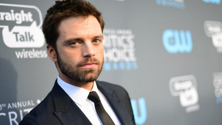 """Себастиан Стан (Бъки Барнс/Зимния войник) кандидатства за ролята на Капитан Америка  Бъки Барнс е сред по-комплексните персонажи във филмите на Marvel. Започва като герой - партньор на Капитан Америка/Стив Роджърс. След като предполагаемо загива при мисия, е заловен от """"Хидра"""", мозъкът му е промит и Бъки е превърнат в убиец с кодово име Зимния войник. Впоследствие с помощта на Роджърс си връща спомените и макар и с трудности отново преминава на страната на добрите.  На екипа зад филмите на Marvel е било пределно ясно в каква посока ще развият нещата с този персонаж на база неговата история в комиксите за Капитан Америка. Ето защо когато Себастиан Стан се явява на прослушване за ролята на Стив Роджърс за филма """"Капитан Америка: Първият отмъстител"""" (2011 г.), те преценяват, че той ще е по-подходящ за Бъки, тъй като в него има """"малко мрак"""". Точно този мрак, необходим за персонаж с такава злощастна история."""