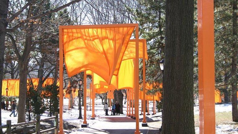 """""""Портите в Ню Йорк"""" през 2005 г."""