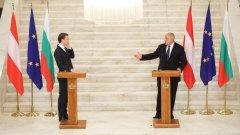 """Мотото на австрийското европредседателство ще е """"Европа, която защитава"""""""