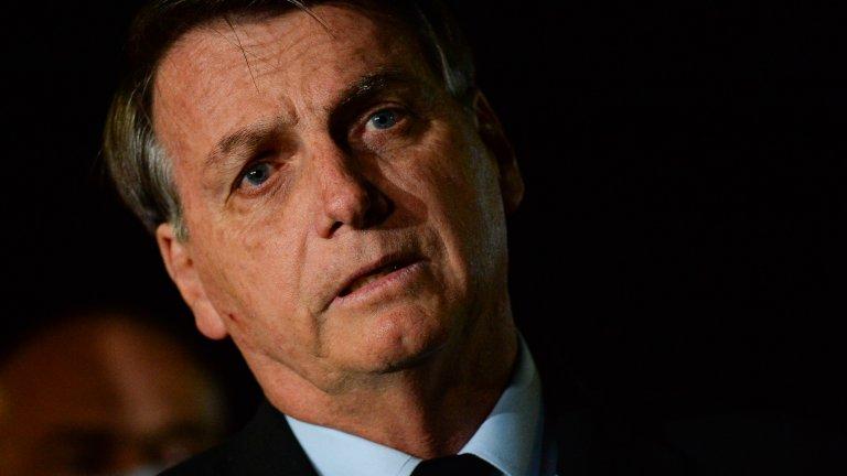 """По думите на бразилския президент """"натрупаните данни не отразяват момента, в който се намира страната"""""""