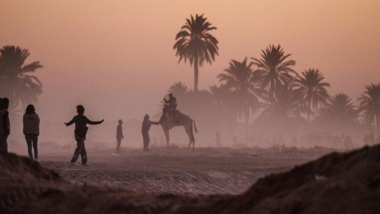 Някога най-голямата пустиня на Земята изобщо не е била пустиня