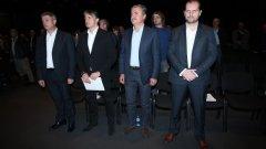 Иво Тонев поиска срещи с футболни шефове в името на родния футбол