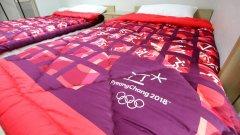 Олимпийското село в Пьонгчанг ще включва фитнес център, зона за хранене, достъпна 24 часа, и голям брой магазини. Но съвсем логично, вниманието на медиите привлече най-напред предвидената бройка презервативи