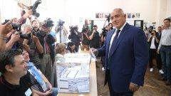 Премиерът отново обвини президента в агитация в изборния ден