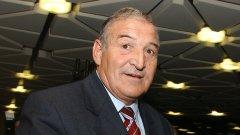 Димитър Пенев призна, че първоначалното предложение било да става треньор на ЦСКА