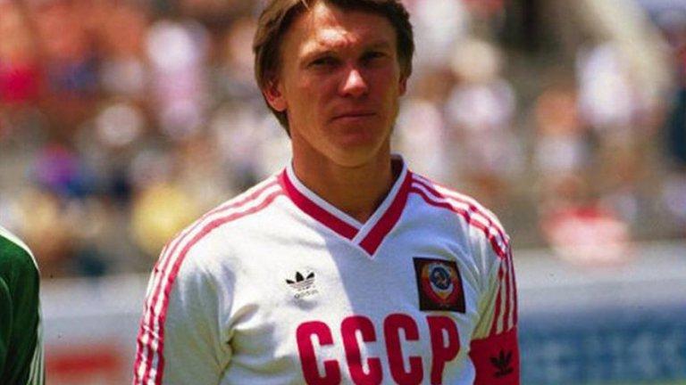 Олег Блохин: Най-великият футболист, излязъл иззад Желязната завеса
