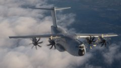 Отказ на двигателите вероятно е причинил катастрофата със самолет А400М