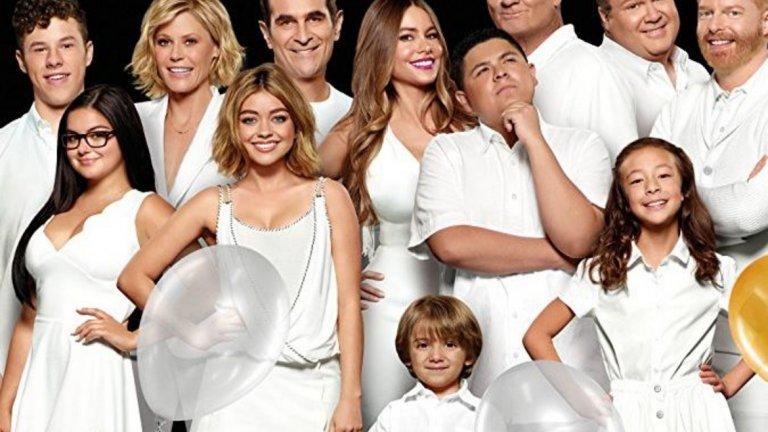 Modern Family / Модерно семейство Сезон: 10 Телевизия: ABC Премиера: 26 септември