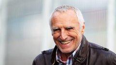 Дитрих Матешиц обеща равенство на двамата пилоти на Red Bull