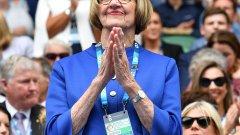 Очаква се много настоящи и бивши тенис звезди да реагират остро на новата порция обидни думи от страна на Маргарет Корт