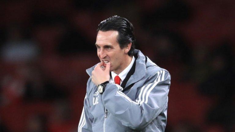 Феновете вече не искат и да чуят за испанския мениджър - а по същото време миналия сезон той се радваше на най-позитивния си период в отбора...