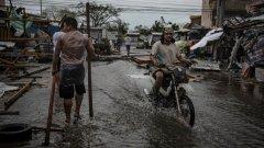 Най-малко 25 загинали след тайфуна Мангхут