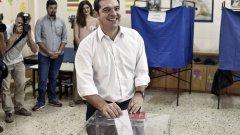 Партията на Ципрас води пред Нова демокрация