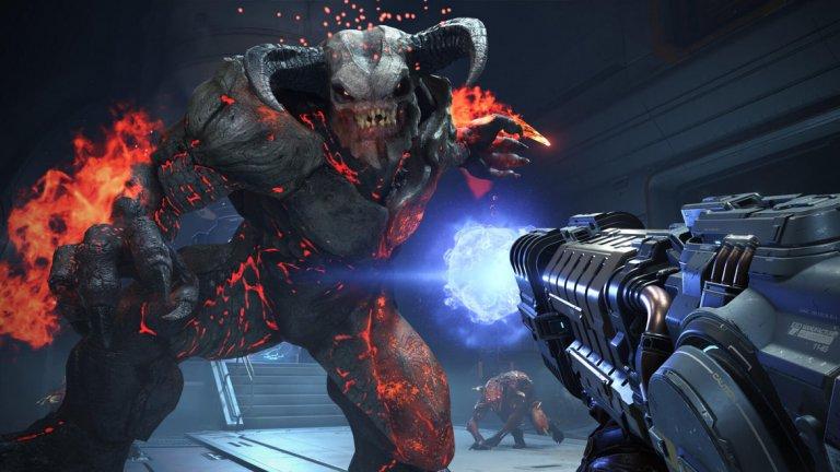 Doom Eternal  Продължението на шутъра от 2016 г., който възроди поредицата, се очаква с огромен интерес и обещава още по-динамичен и брутален геймплей. В него Bethesda и id Software ще ни върнат на Земята, където трябва да спасим човечеството от чудовищна инвазия. Новост е и т.нар. Invasion режим, който ви позволява да нахлуете в играта на някой друг геймър. Той ще дойде като безплатен ъпдейт по-късно, докато самата игра излиза на 20 март. Doom Eternal ще е налична за Google Stadia, PlayStation 4, Windows PC и Xbox One, а порт за Nintendo Switch трябва да се появи по-късно.
