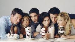 """Засега """"Приятели"""" ще се съберат само за едно специално предаване - но остава надеждата сериалът да бъде възобновен по някакъв начин"""