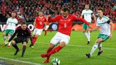 Родригес отново е герой, Швейцария е на Мондиал 2018!