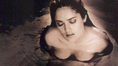 Салма Хайек е латино секс бомба. Тя е очарователна и приятежава тонове сексапил. Появата й на голямата сцена се случи с участието й в Десперадо. Секс сцената й с Антония Бандерас се превърна в черешката на тортата за един и без това добър филм. Участието й помогна да порасне в шоубизнеса и да предопредели бъдещето на кариерата й.