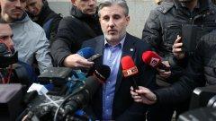 Павел Колев също се е отказал от заплатата си в името на клуба