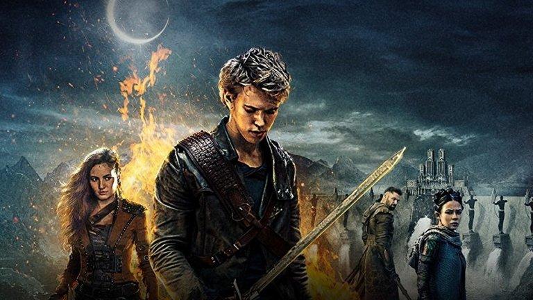 The Shannara Chronicles (Spike)  За съжаление на феновете му, фентъзи сериалът по книгите на Тери Брукс приключва с втория си сезон. Сриващите се рейтинги се оказаха важен фактор и тук, но продуцентите се надяват историята да продължи в друга телевизия.