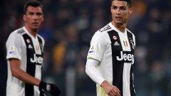 Роналдо записа още една асистенция през сезона за намиращия се в страхотна форма Манджукич