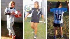 Меси се впечатли от способностите на малко момиче (видео)