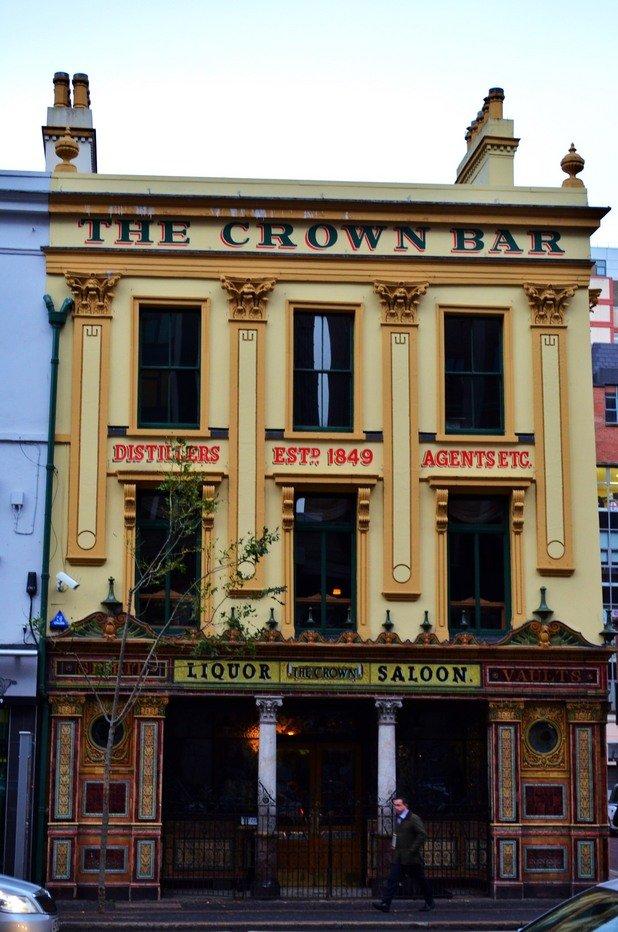 Дъблин, Белфаст, уиски, бира, готика и...уиски