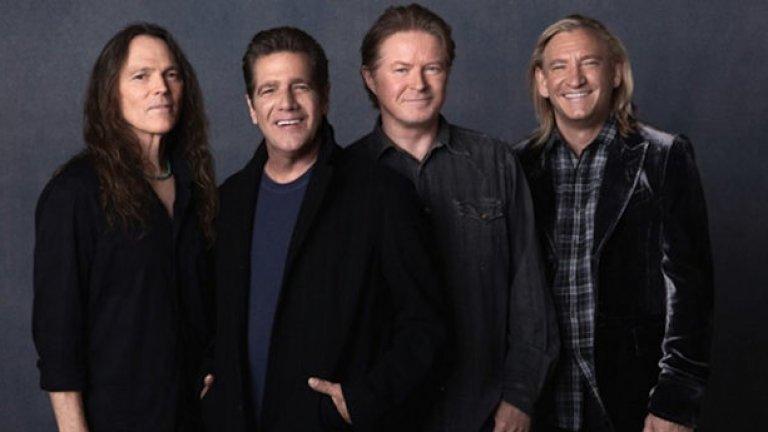 """Кой не знае """"Hotel California"""" на The Eagles, въпреки че тази песен е стара като света. Едно обаче е сигурно: групата съществува и тази година е на турне"""