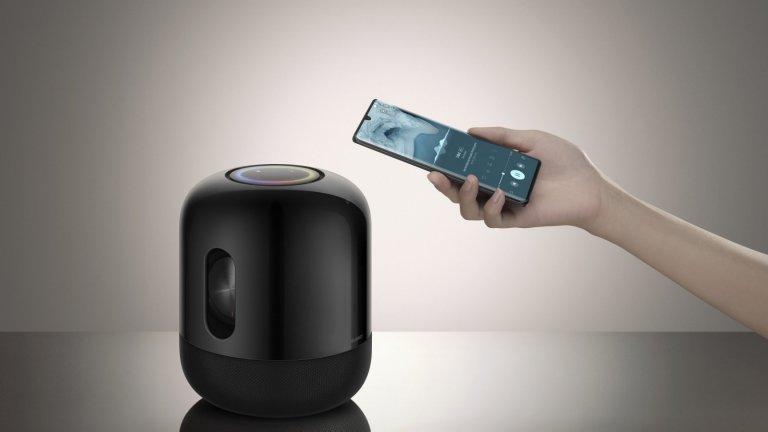 Huawei Sound X - малкият великан с голям глас
