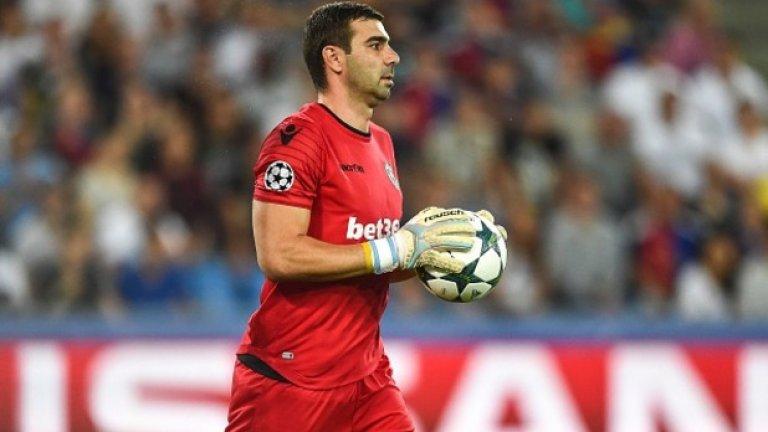 Владислав Стоянов може да заиграе в турския гранд след като се възстанови от контузията си