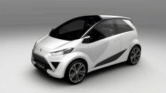 Lotus City Car е предназначен за богатите любители на малки градски автомобили
